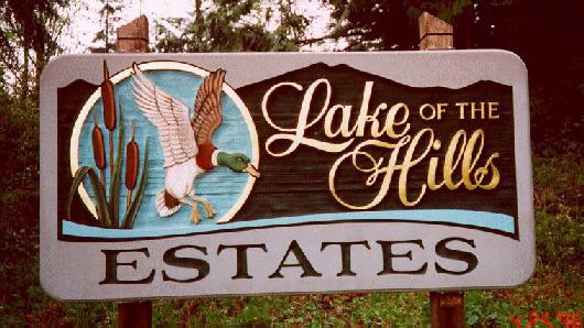 Lake of the Hills Estates